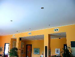 Impianti di climatizzazione canalizzati con bocchette for Impianto climatizzazione